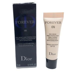 5️⃣/$25 DIOR Forever High Perfection Foundation